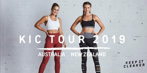 Keep it Cleaner Workout (Sydney) with Steph Claire Smith & Laura Henshaw