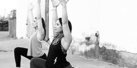 Betabrand Presents: Power Yoga with Rebel Rise Studios tickets