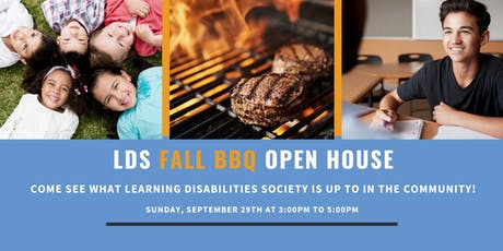 LDS Fall BBQ/Open House tickets