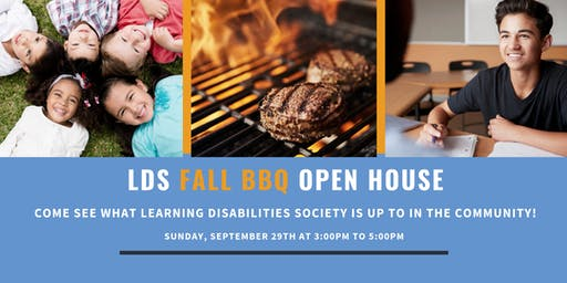 LDS Fall BBQ/Open House