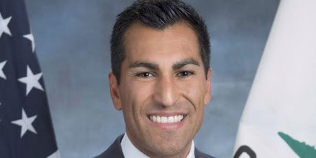 "MEMBERS ONLY LUNCHEON- ""Assemblymember Robert Rivas""   tickets"