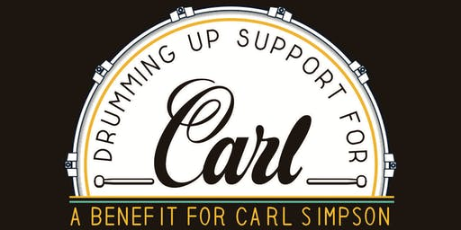 Drumming Up Support for Carl Simpson