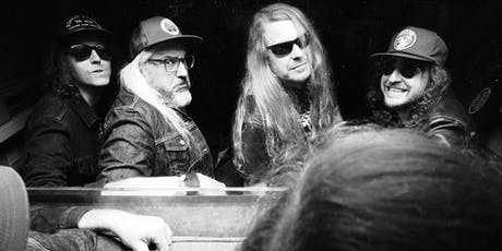Witch (feat: J Mascis, Dave Sweetapple, Graham Clise & Kyle Thomas)