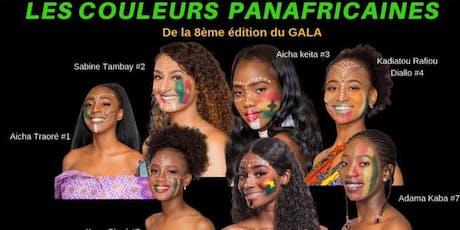 Gala les Couleurs Panafricaines vs  Miss Guinée Canada 2019, 8ème édition billets
