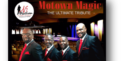 Winter Concert Series - Motown Magic by N2Nation