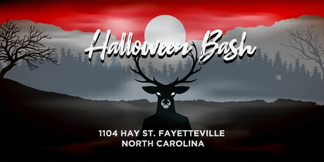 Hallowen bash tickets