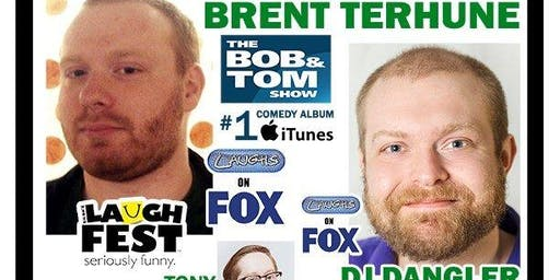 Comedy Night with Brent Thrhune