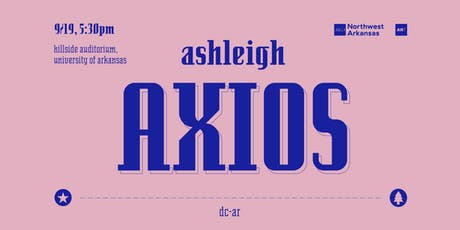 Ashleigh Axios Lecture: Still Hopey, Changey tickets