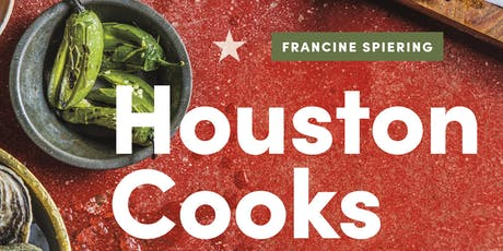 """Houston Cooks"" Cookbook Launch Party tickets"