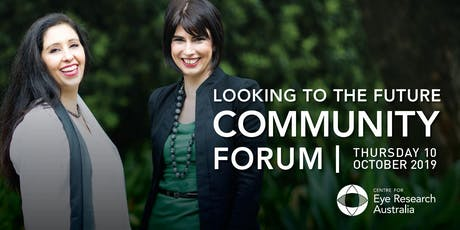 Looking to the Future Forum tickets