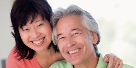 Age pension and your choices (English and Mandarin) tickets