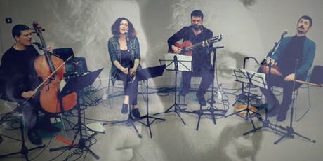 Voices From Greece: Poetry and music with Plastikes Karekles tickets