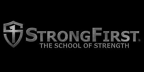 StrongFirst Kettlebell Course—Queretaro, Mexico boletos