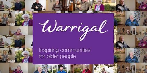 Warrigal Queanbeyan Recruitment Information Session