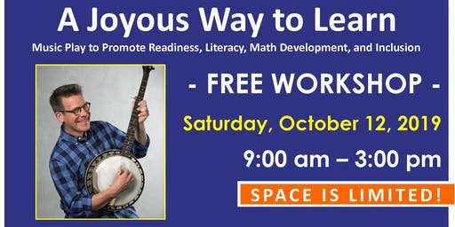 A Joyous Way to Learn with Jim Gill