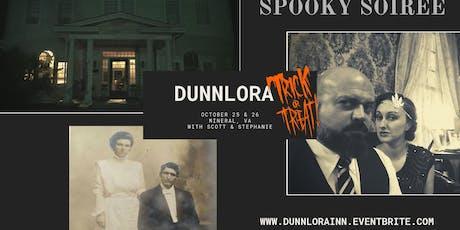 Spooky Soiree tickets