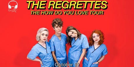 The Regrettes with Greer tickets
