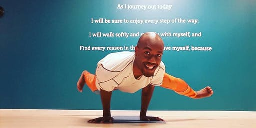 Men's Yoga: The Warrior's Walk