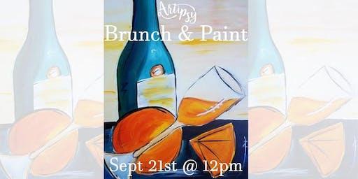 Artipsy Brunch & Paint