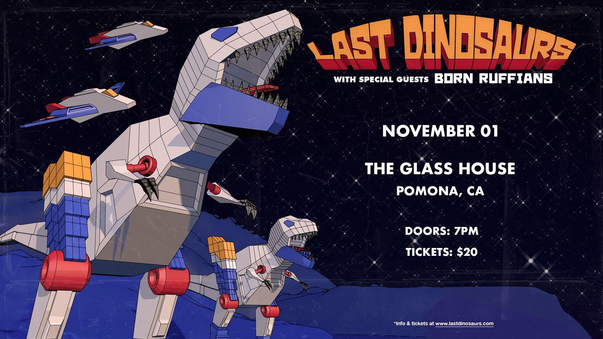 The Glass House – Just another Ticketfly weblog
