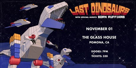 Last Dinosaurs with Born Ruffians and Michigander tickets