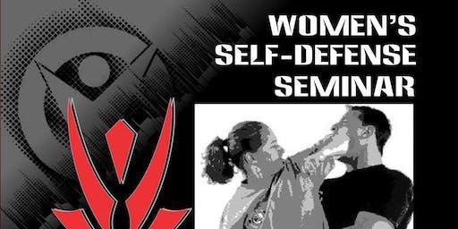 Intro to Women's Self Defense