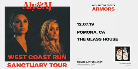 Aly&AJ with Armors tickets