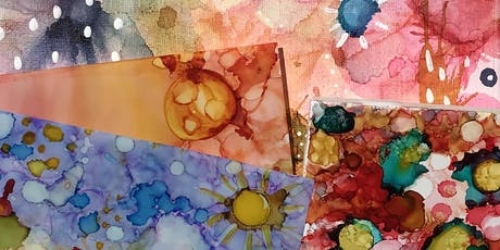 Introduction to Alcohol Inks tickets
