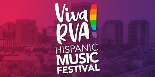 Viva RVA! Hispanic Music Festival