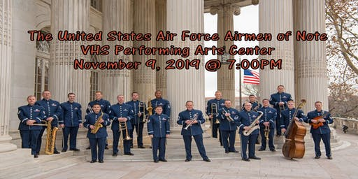 The United Air Force Airmen of Note in Valdosta, Ga.