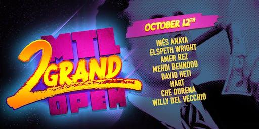 MTL 2 Grand Open - PRELIMS 6