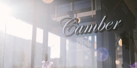 Repping Roaster | Camber Coffee tickets