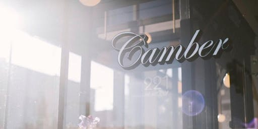 Repping Roaster | Camber Coffee