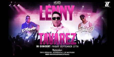 Lenny Tavárez In Concert tickets