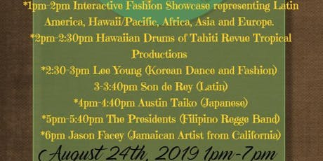 International Multicultural Festival (IMfest 2019) (Free with RSVP) tickets