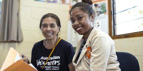 Sydney –Australian Volunteers Program Information Session tickets