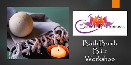 Bath Bomb Blitz tickets