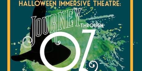 Journey Through Oz- Saturday 9:30pm tickets