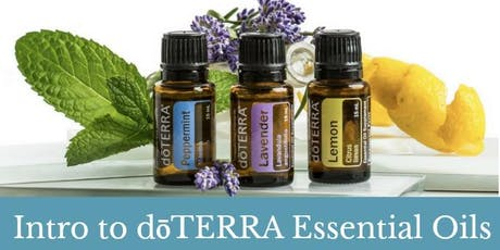 Essential Oils 101 with doTERRA  tickets