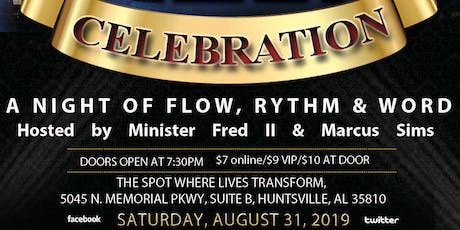 A Night of Flow, Rhythm & Word presented by No More Dirty, Inc  tickets