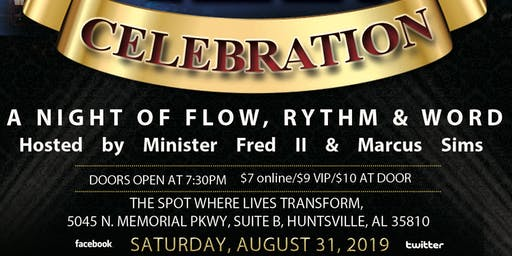 A Night of Flow, Rhythm & Word presented by No More Dirty, Inc