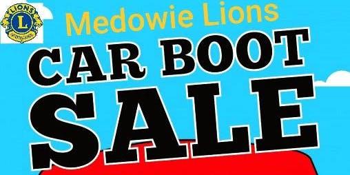 Medowie Lions Car Boot Sale