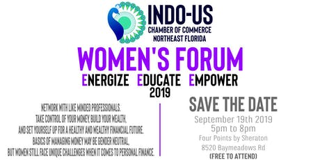 Women's Forum 2019 - Take control of your money, build your wealth, and set yourself up for a healthy and wealthy financial future. tickets