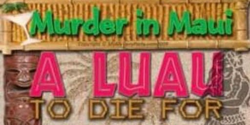 Murder in Maui.... a Luau to Die for - NWO Elite Boosters Purse Bingo