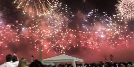 REVEILLON 2020 PRAIA DE COPACABANA - QUIOSQUE ABRACADABRA BEACH ingressos