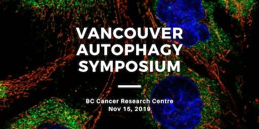Vancouver Autophagy Symposium 2019
