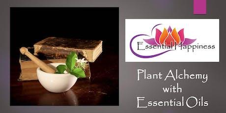 Plant Alchemy Class tickets