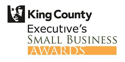 2019 King County Executive's Small Business Awards