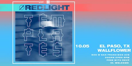 Redlight: North America Templates Tour tickets