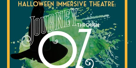 Journey Through Oz- Sunday 3:15pm tickets